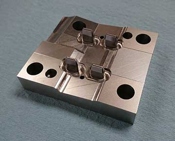 CNC Machining - Form Steel
