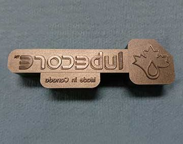 Engraving Embossed Tool Steel