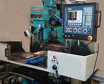 Maximart MX-B4S CNC Milling Machine