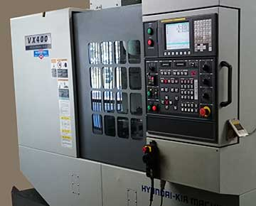 Hyundai Kia VX400 Vertical Machining Center